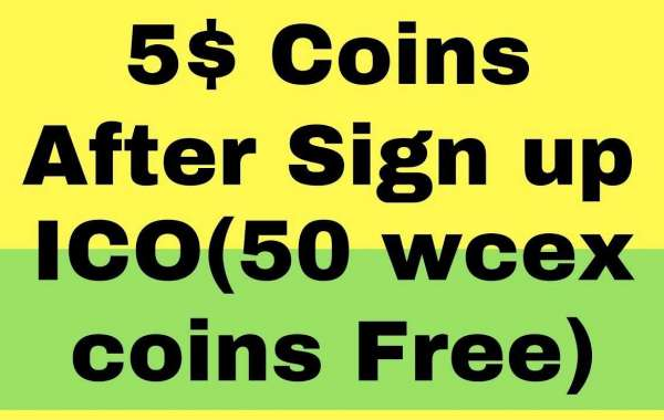 WCX  Offering 50 Coins free