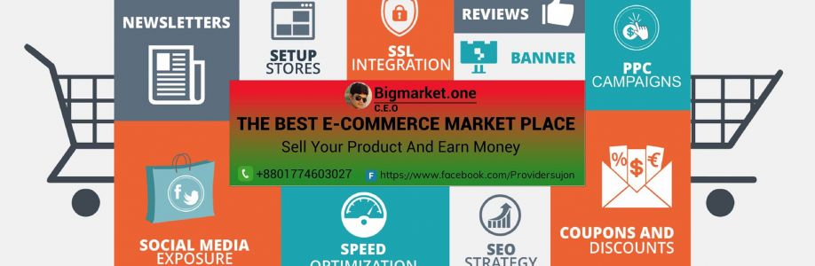 bigmarket.one Cover Image