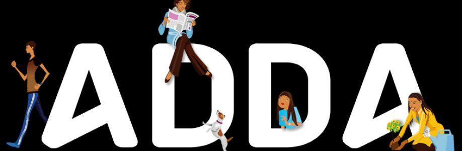 Adda buzz Cover Image