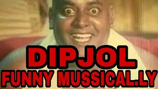 DIPJOL BEST FUNNY VIRAL MUSICAL.LY || FUNNY MUSICALLY BANGLADESH || MUSICAL.LY | TRENDS LOVER
