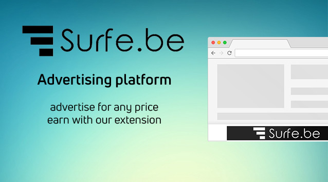 Surfe.be - Earn without investment