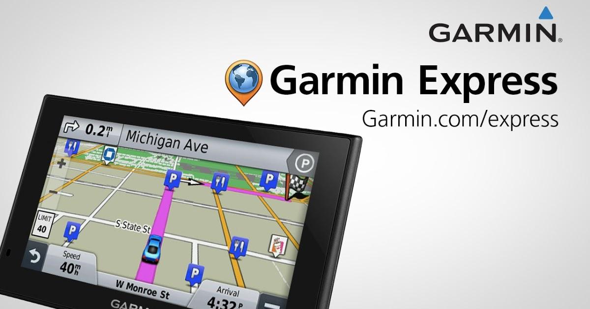 Garmin map Update U.S.A. (for iPhone)
