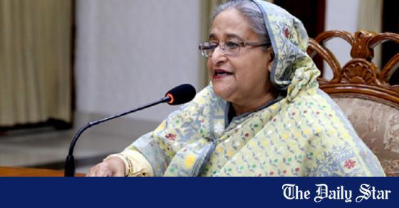 মিয়ানমারের সঙ্গে কখনও সংঘাতে যাবে না বাংলাদেশ: প্রধানমন্ত্রী | The Daily Star Bangla