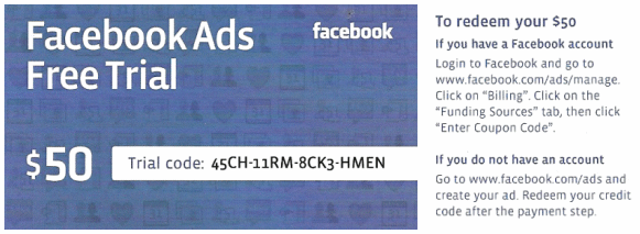 Facebook Coupon Codes Valid for a 2019 (Special Advertising Promo $200) - MD Omar Makki