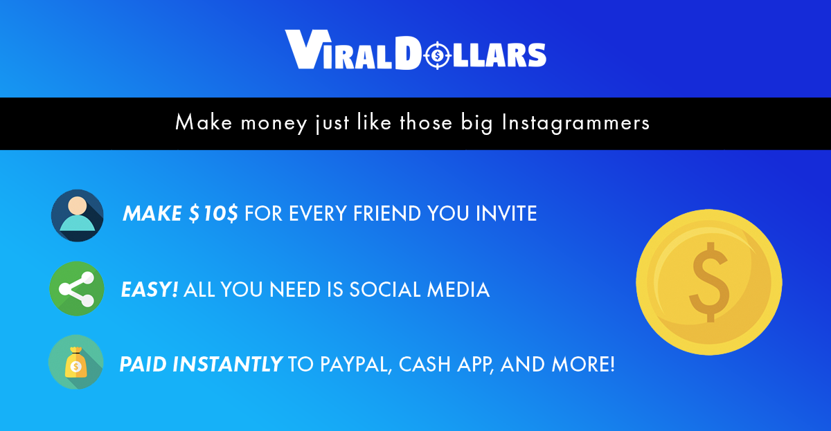 Start Using Your Influence   Viral Dollars