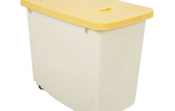 BRIGHT H510(35L) Pet Food Container Is Proper Choice