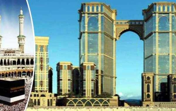 কাবার পাশেই নির্মিত হচ্ছে বিশ্বের উঁচু ঝুলন্ত মসজিদ