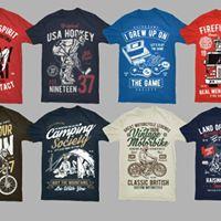 Editable Vector T-shirt Bundle - Home | Facebook