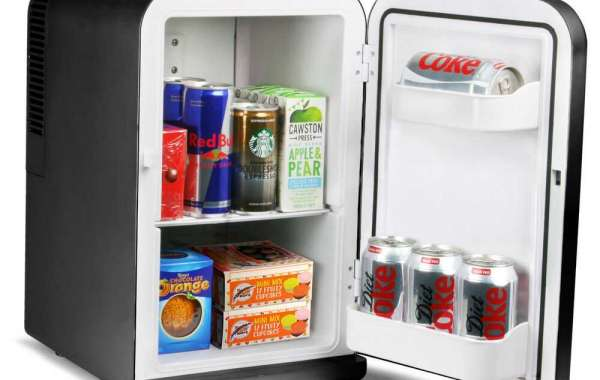 The high-quality full Mobicool W38 Portable Fridge With Wheels