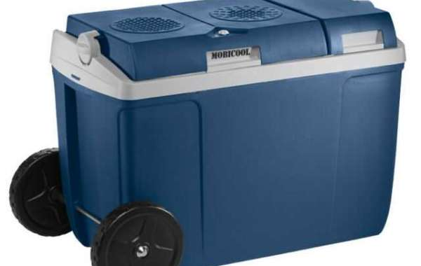 The Excellent Mobicool W38 Electric-Powered Portable Fridge