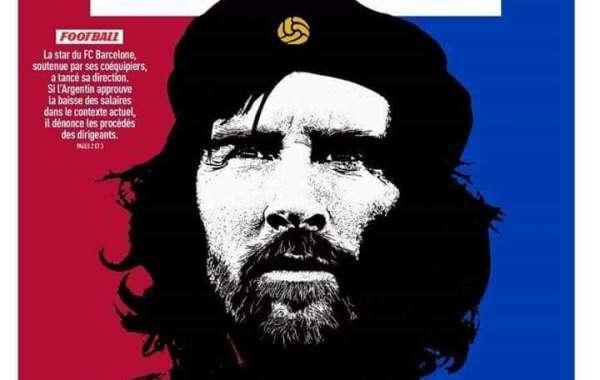 Messi the Che of Barca
