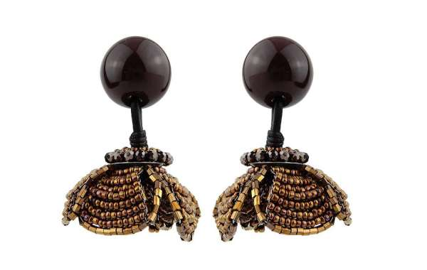 The Roaring 20's Women's Jewelry - Handmade Earrings