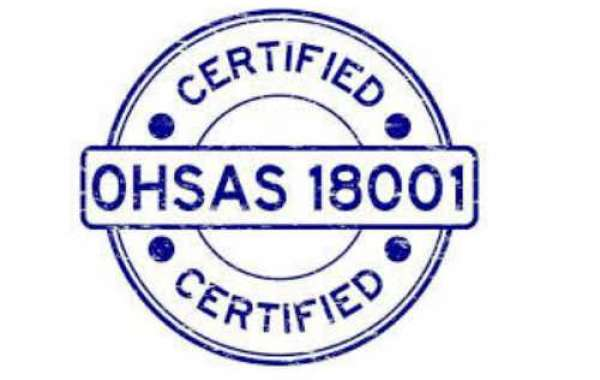 OHSAS 18001 Certification in Philippines