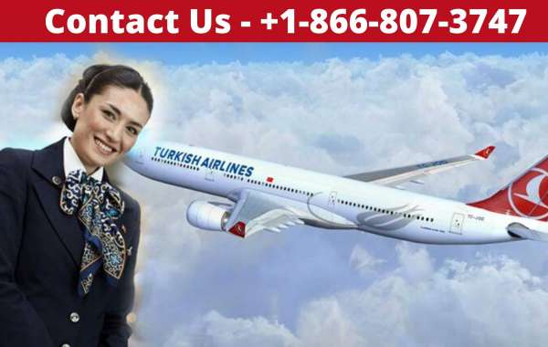 Turkish Airline Booking Phone Number +1-866-8073747