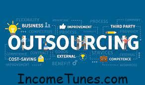 Outsourcing আউটসোর্সিং এ আলফা ডিজিটাল টিমের সফলতা | Income Tunes