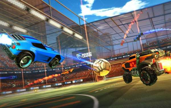 Rocket League provided gamers eight arenas