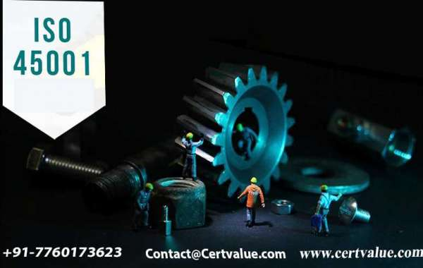 Importance of 45001 certification