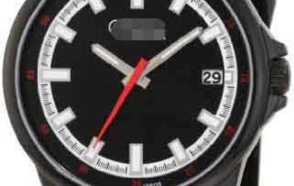Cheap Customize Online Shopping Black Watch Face