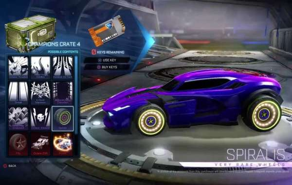 Special Golden Gifts are also to be had which allow Rocket League