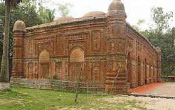 প্রত্নতত্ত্বের বিস্ময়- বাঘা মসজিদ