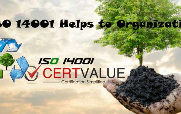 How ISO 14001 certification helps the organization?