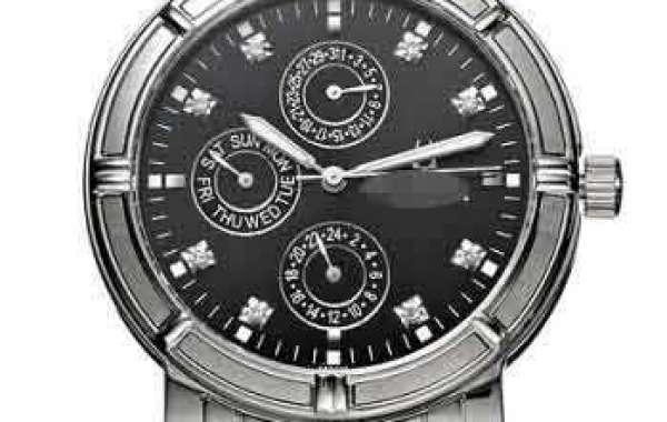 Customize Good Elegance Black Watch Dial
