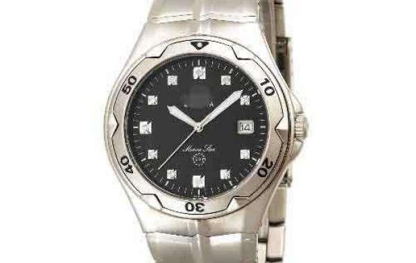 Customize Beautiful Black Watch Face