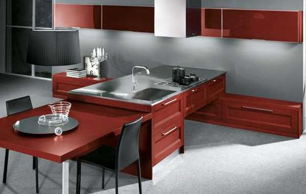 Selection Steps Of Stainless Steel Kitchen Cabinets