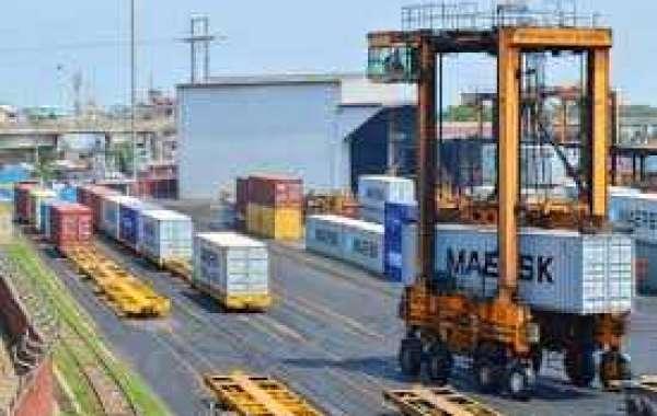 Chittagong sea-port