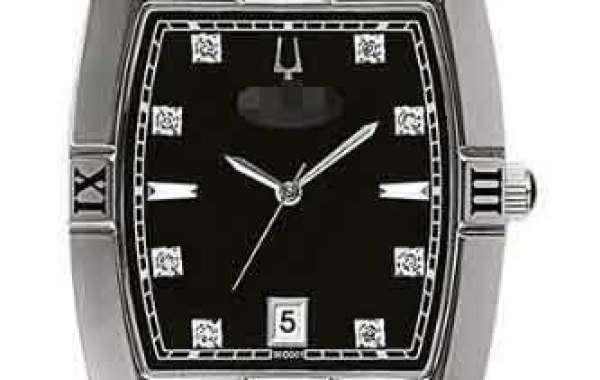 Customize Nice Elegance Black Watch Dial