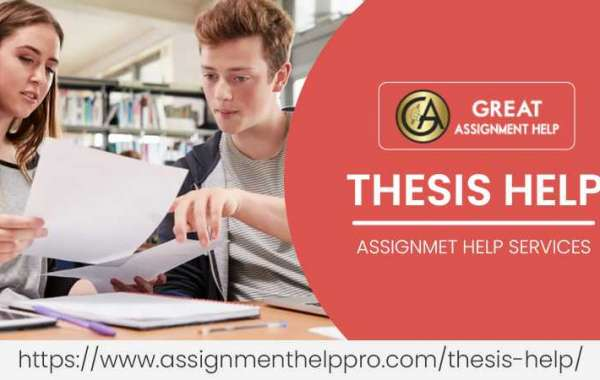 Role and Importance of online thesis help