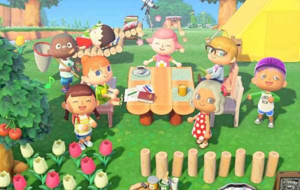 Animal Crossing: New Horizons for island transfer