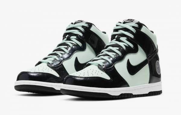 "Brand New Nike Dunk High ""All-Star"" DD1846-300 Releasing In February 2021"
