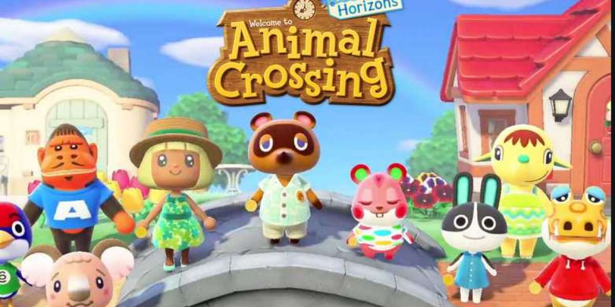 Animal Crossing: the weird part of New Horizons