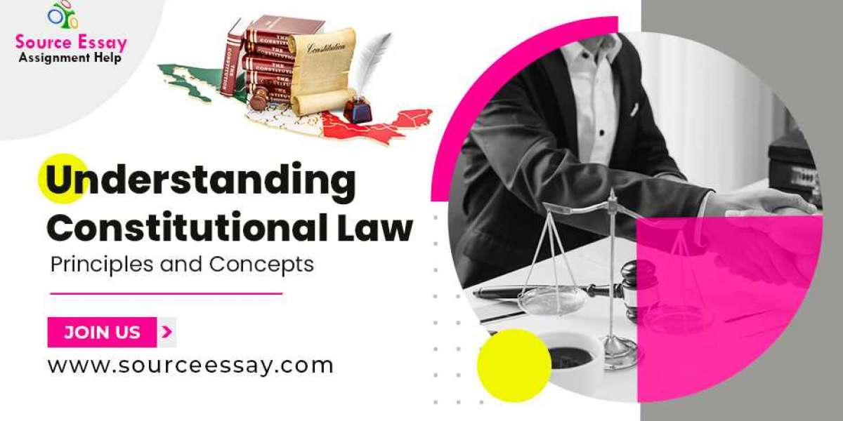 Constitutional Law: Principles And Concepts