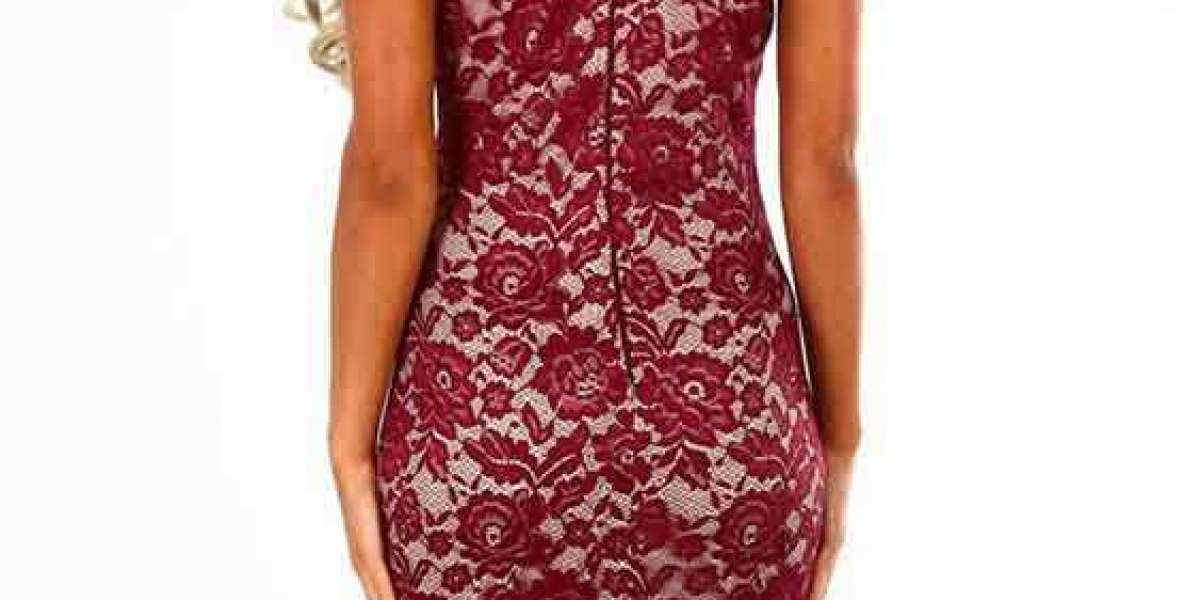 Round Neck Self-Tie Short Sleeve Plus Size Dresses