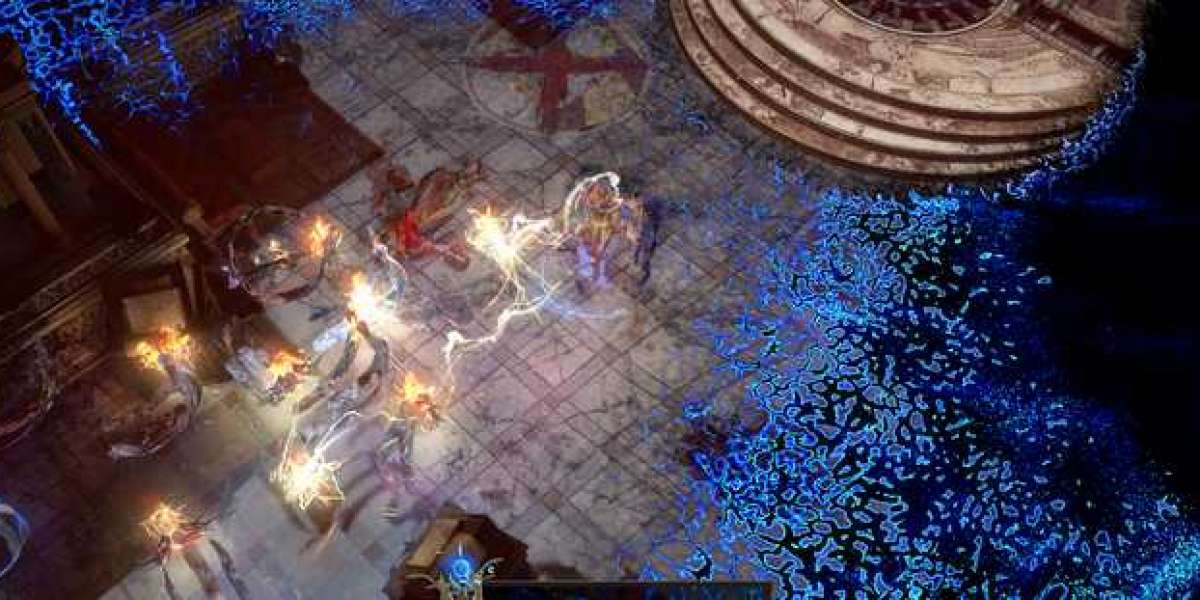 Atlas expansion in Path of Exile