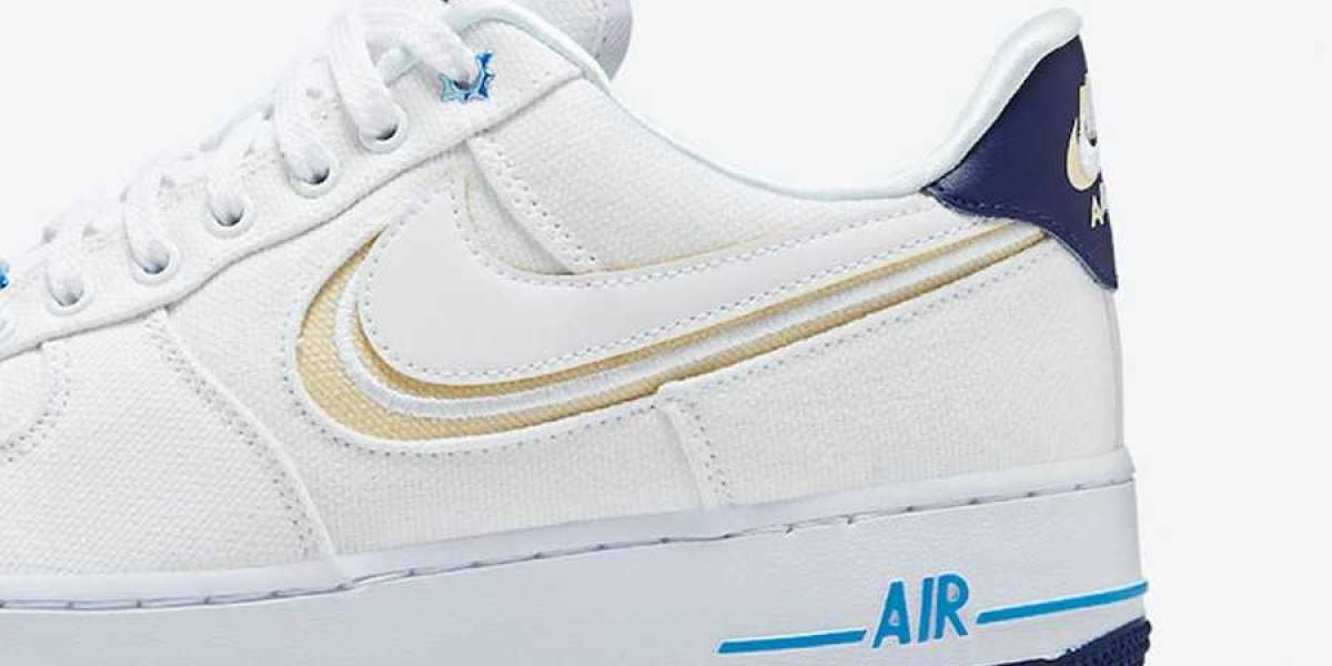 "Nike Air Force 1 Low ""White Canvas"" DB3541-100, how do you score this pair of Air Force 1?"