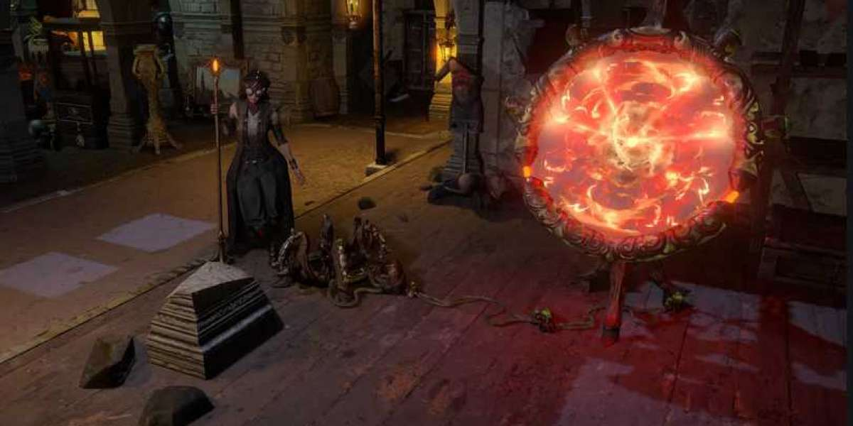 On January 15, the next update of Path Of Exile was released