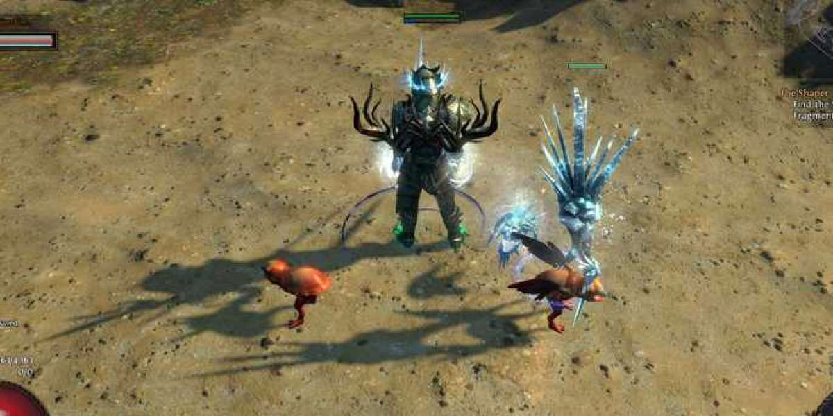 """The latest update of """"Path of Exile"""" hits a new high"""
