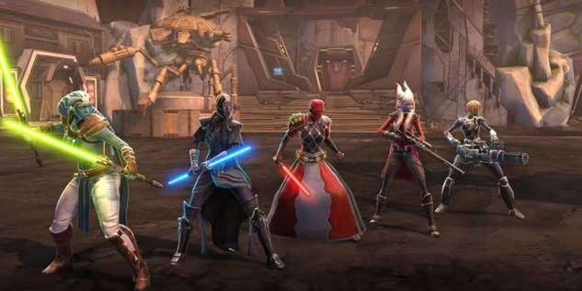 SWTOR October in-game event schedule