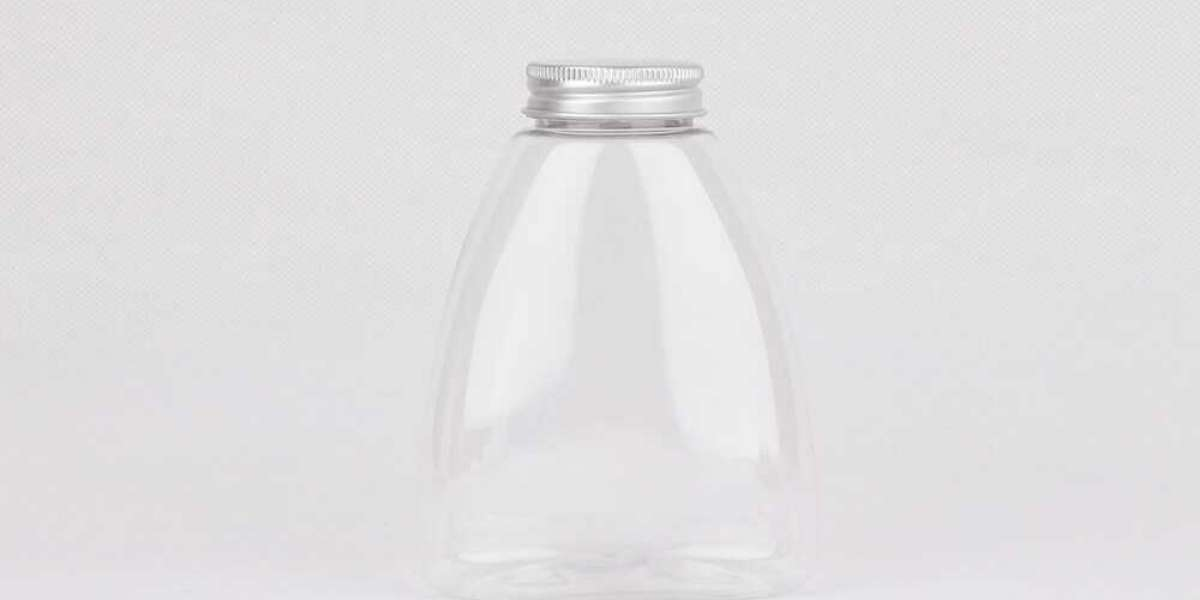 Raw Material Characteristics Of Pet Candy Bottles