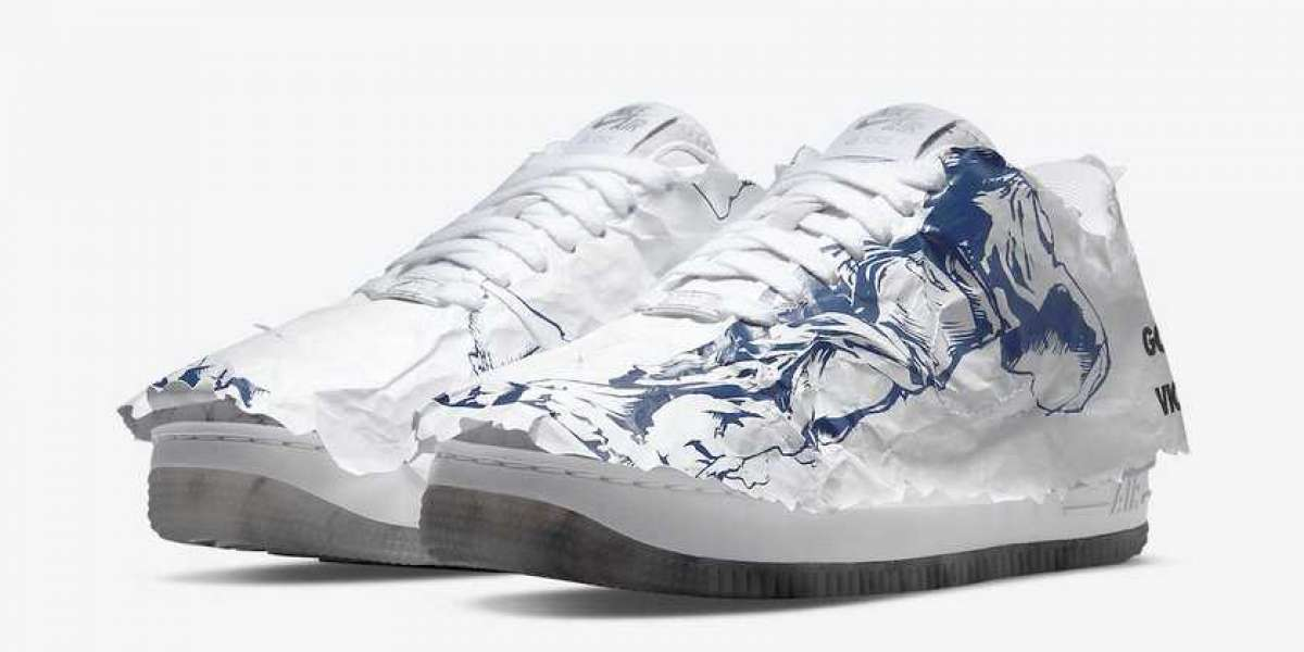 "DJ4635-100 Nike Air Force 1 Shadow ""Goddess of Victory"" will be on sale in the next few weeks"