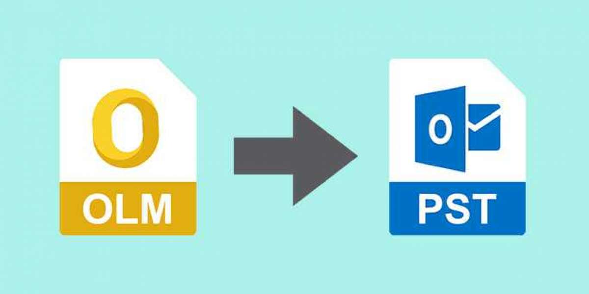 How to Convert OLM to PST File