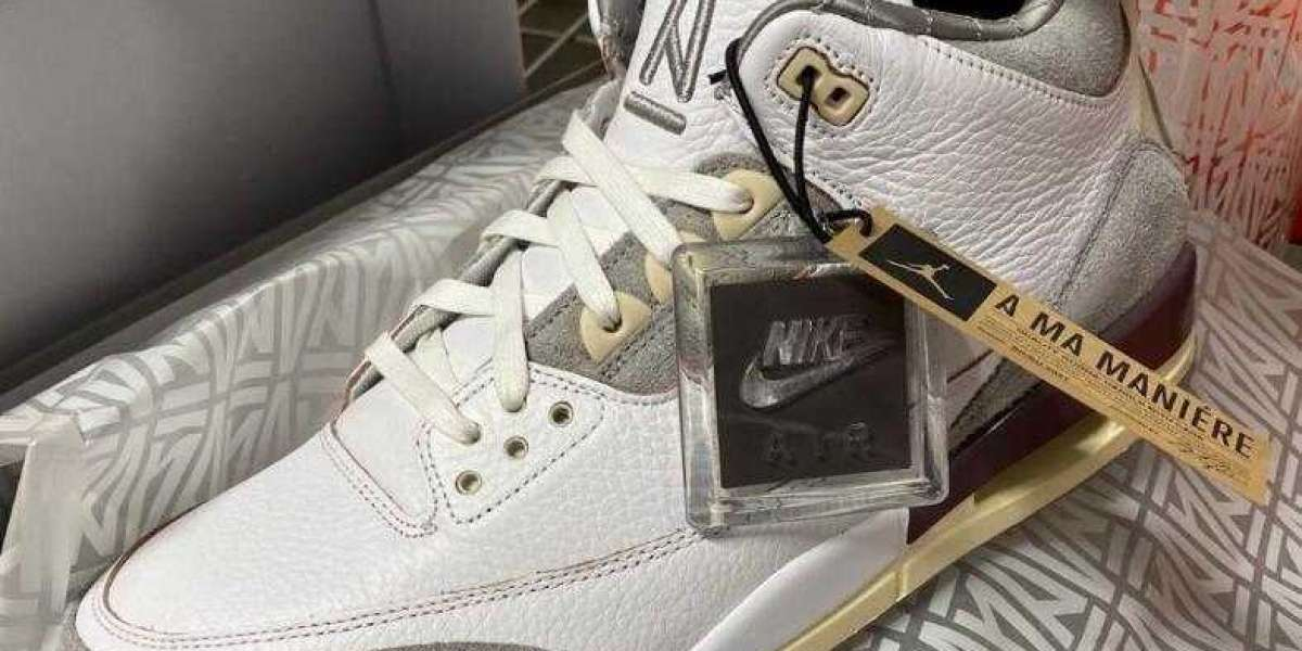 What Can We Expect from New A Ma Maniere x Air Jordan 3 Violet Ore ?