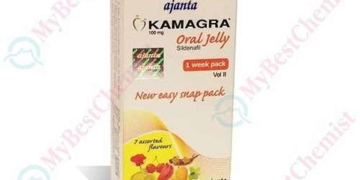 Kamagra Oral Jelly   Super Solution