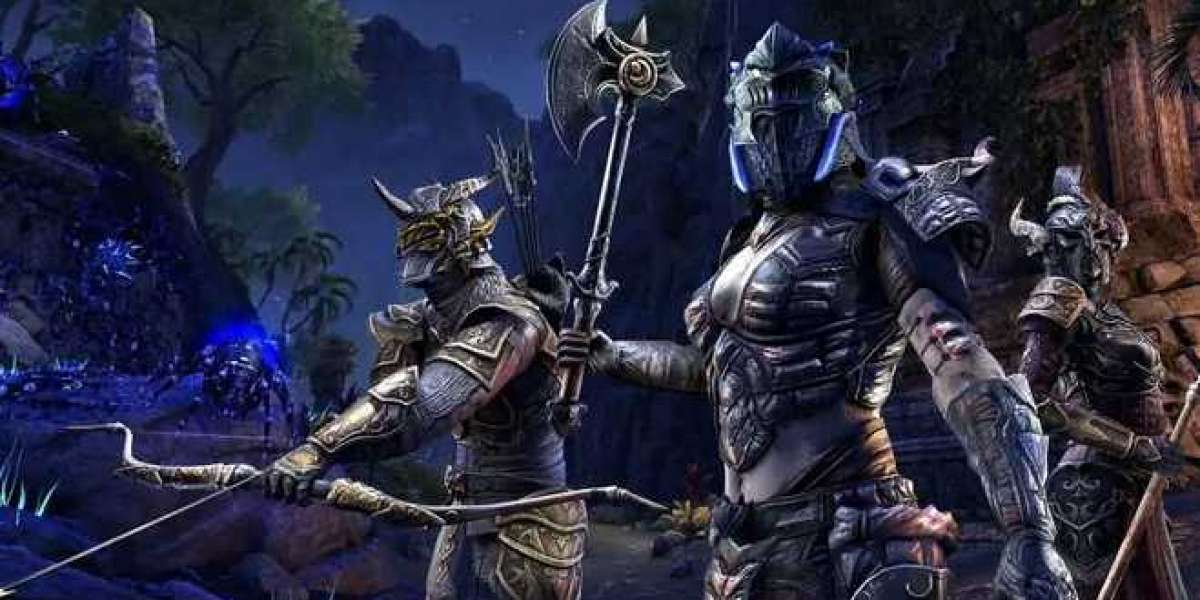 Flames of Ambition DLC and two new dungeons in ESO are now available