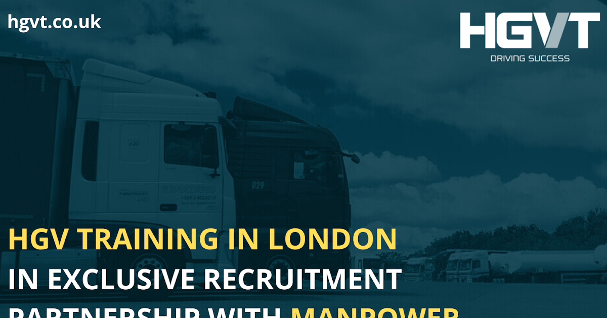 GET YOUR NEW CAREER THROUGH HGV TRAINING IN LONDON