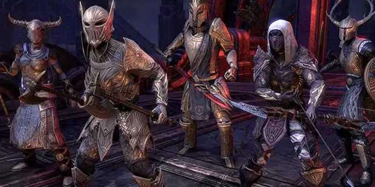 The Elder Scrolls Online Black Drake Villa preview