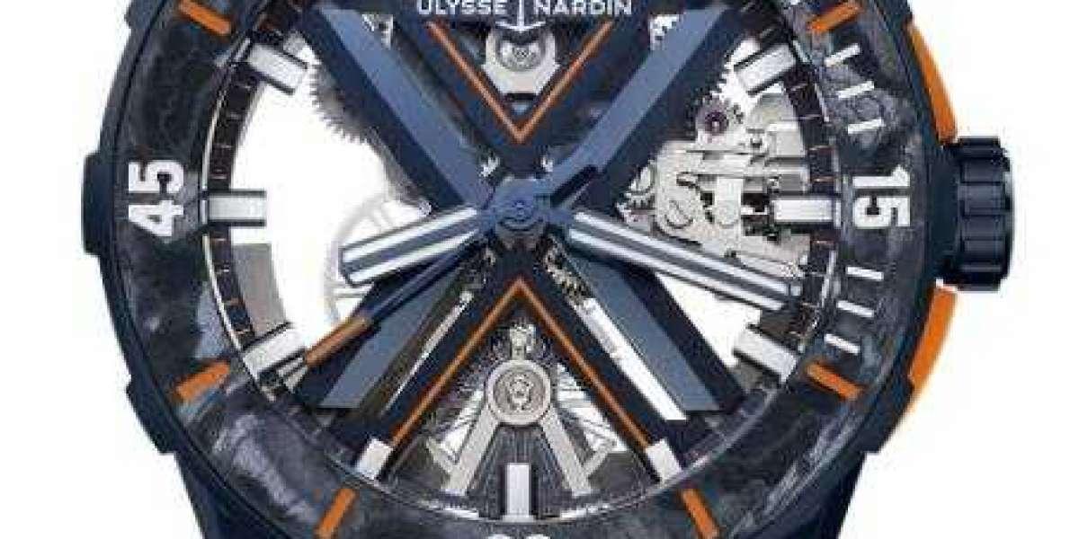 Ulysse Nardin Blast Hourstriker 6215-400-3A/02 Replica Watch
